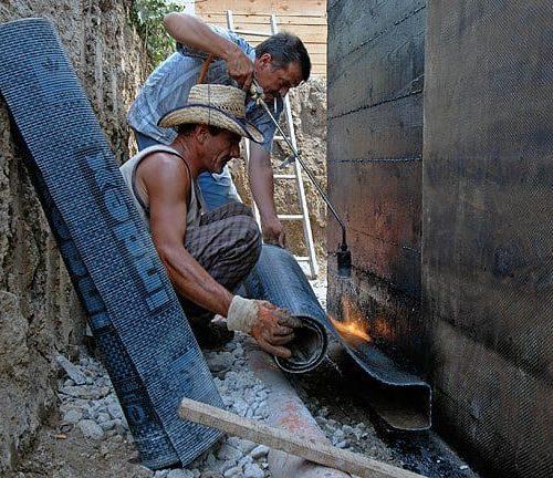 waterproofing workers compensation insurance