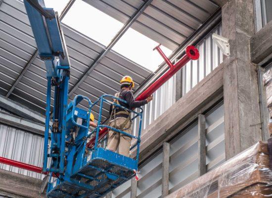 Fire Sprinkler Installation workers Compensation insurance